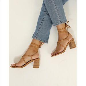 NWT Billini Sandal Heels